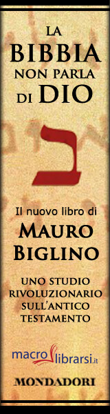 Macrolibrarsi.it presenta il LIBRO: La Bibbia non parla di Dio