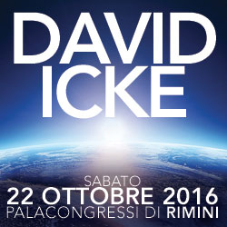 Macrolibrarsi.it presenta DAVID ICKE Torna in Italia World Wide Wake Up Tour