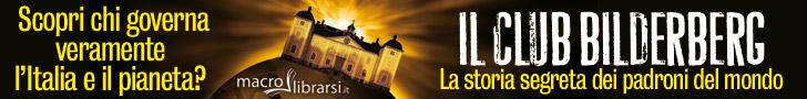 Macrolibrarsi.it presenta il LIBRO: Il Club Bilderberg di Daniel Estulin