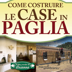 Macrolibrarsi.it presenta il LIBRO: Le Case in Paglia