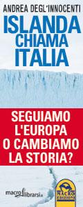Macrolibrarsi.it presenta il LIBRO: Islanda Chiama Italia