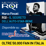 Macrolibrarsi.it presenta il LIBRO: RQI - Il Segreto dell'Auto-Star-Bene