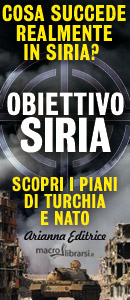 Macrolibrarsi.it presenta il LIBRO: Obiettivo Siria