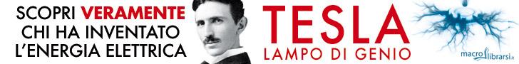 Macrolibrarsi.it presenta il LIBRO: Tesla lampo di genio di Massimo Teodorani
