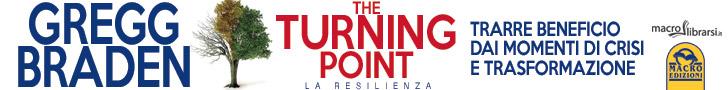Macrolibrarsi.it presenta il LIBRO: The Turning Point - La Resilienza