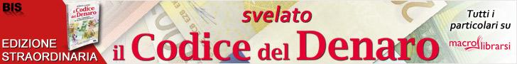 Macrolibrarsi.it presenta il LIBRO: Il Codice del Denaro di Raimon Samso