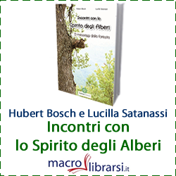 Macrolibrarsi.it presenta il LIBRO: Incontri con lo Spirito degli Alberi