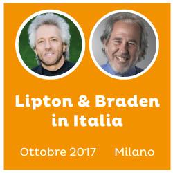 Macrolibrarsi.it presenta l'EVENTO: Evento: Bruce Lipton e Gregg Braden in Italia - 28 e 29 Ottobre 2017 - Milano