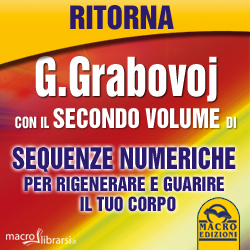 Macrolibrarsi.it presenta il LIBRO: Sequenze Numeriche per Rigenerare e Guarire il Tuo Corpo - Vol. 2