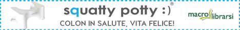 Macrolibrarsi presenta il prodotto rivoluzionario Squatty Potty