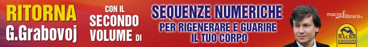 Macrolibrarsi.it presenta il LIBRO: Sequenze Numeriche per Rigenerare e Guarire il Tuo Corpo - Vol. 2